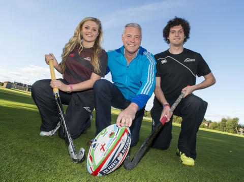 International rugby ace inspires entire family to study at Northumbria University