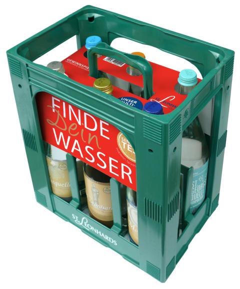 +++ LIMITED EDITION +++ Multikasten ab Herbst im Handel +++ Lebendiges Wasser. Schmecke, spüre & finde Deins!