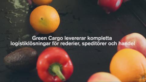 Effektiva transporter för handel och logistik