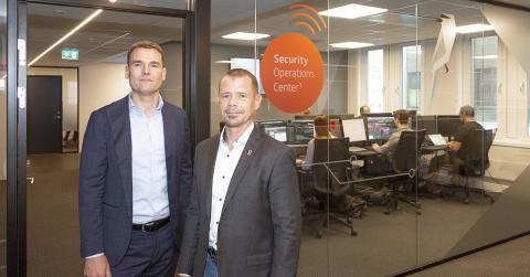 Sopra Steria åpner døgnbemannet sikkerhetssenter