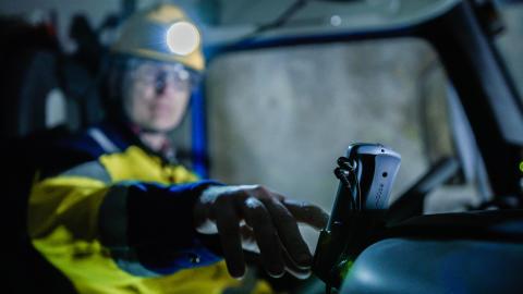 Lyckat digitalt gruvprojekt får fortsättning