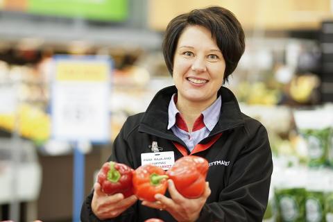 K-Citymarket Päivölän kauppiaalle kunniamaininta vuoden eteläpohjalainen johtaja -kisassa