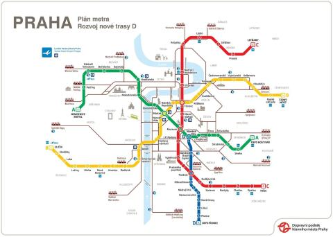 STRABAG Metro Prag 2