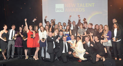 New stars rise at PPA New Talent Awards