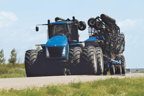 [6] New Holland T9.670