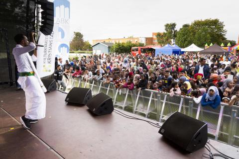 Melodifestivalartist till ABK:s Kulturdag 25 augusti