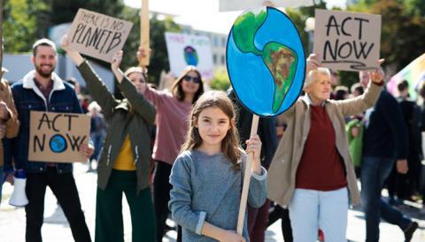 Styrket klimaengagement