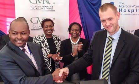 Swedfund invests in Nairobi Womens Hospital. Largest investment in private health care in Kenya 2013