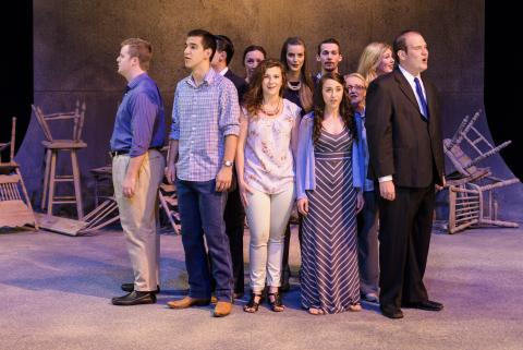 Play provides students with new insight into terrorist attack