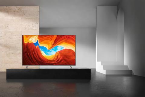 XH90 4K HDR Full Array TV