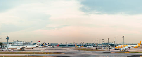 Changi Airport handled 68.3 million passengers in 2019