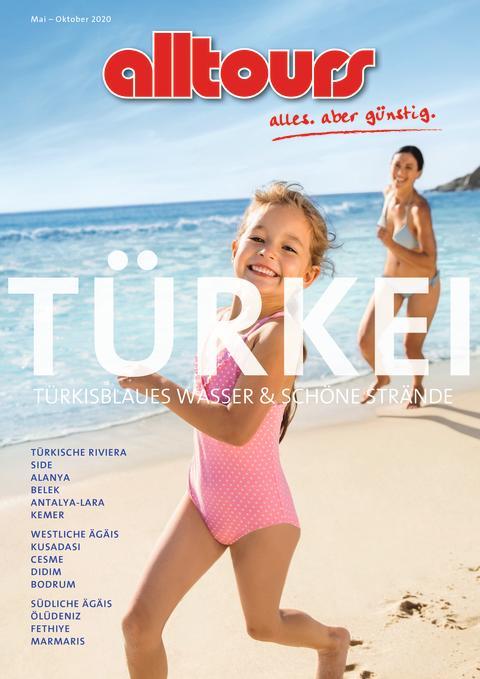 Katalogtitel Türkei Sommer 2020