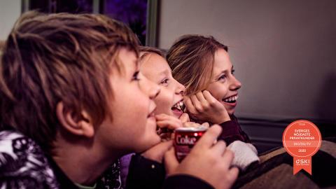 Tv från Telia en tittarsuccé – vinner SKI för sjätte året i rad