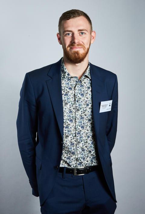 Flymekaniker Andreas Skourup Møller Jensen
