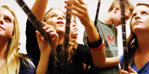 Unga erbjuds sommarjobb inom kultur