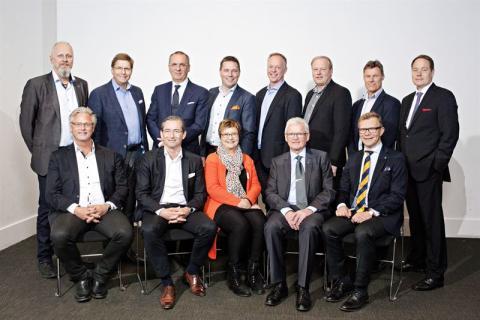 Sveriges Byggindustriers förbundsstyrelse