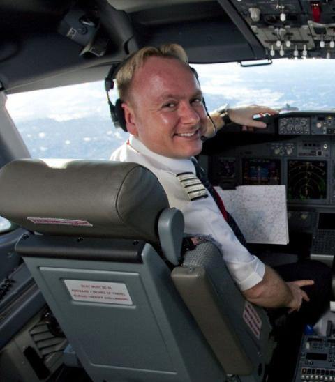 Ole Christian Melhus, CEO of Norwegian Air Argentina