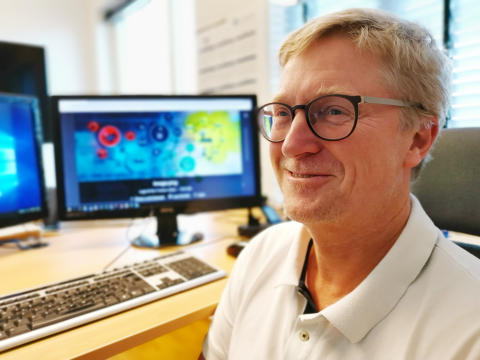 Trond Løfqvist i Trainor Elsikkerhet AS