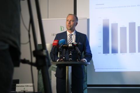 Christian V. Dreyer går av som Eiendom Norge-direktør