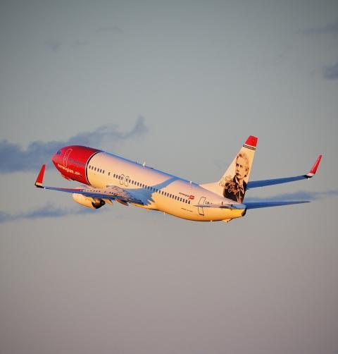 Norwegian øger afgangene til flere feriedestinationer