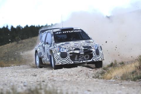 Hyundai går i høyden