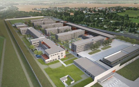 ZÜBLIN, JVA Zwickau