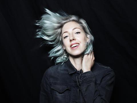 Svensk popstjerne til Tinderbox