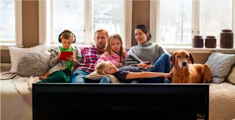 Nu kan Fibras kunder i Västerås, Eskilstuna, Hallstahammar och Strängnäs se på tv från Telia