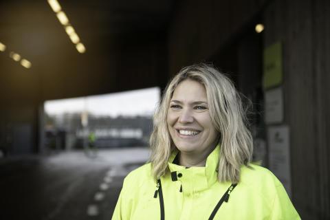 Anna-Karin Karlsson, förbundsdirektör Gästrike återvinnare