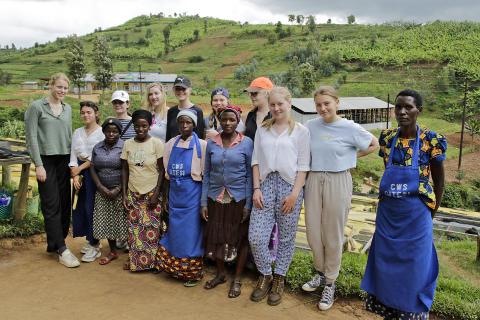 Ruanda-Gilde gründet erste Schülergenossenschaft in Schleswig-Holstein