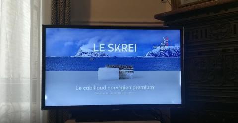 Stillbilde petits plats en equilibre tv skrei