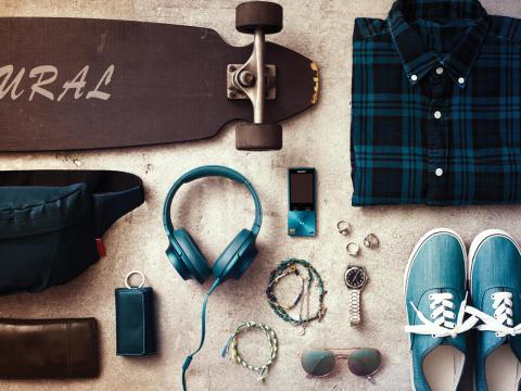 Sony opent tijdelijke experience store en matcht fashion met huidige h.ear on headphone
