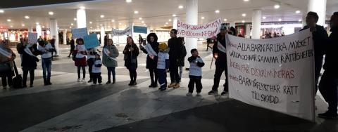 24 november: Stoppa utvisningarna av barn och unga till Afghanistan!