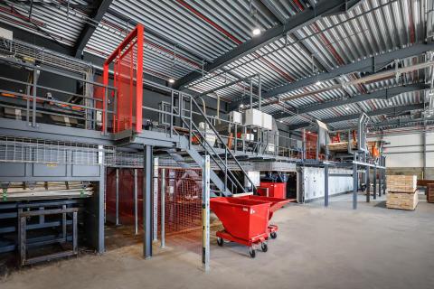 Kebony produziert nun auch in Belgien