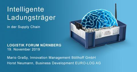 Logistik Forum Nürnberg 2019