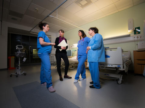 Funding to help hospital staff manage night shift fatigue