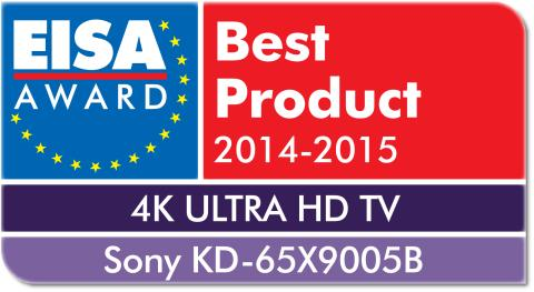 EISA 2014 4K TV of the Year KDL-65X9005B