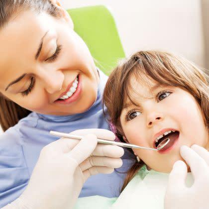 Fall des Monats - Fluoridtabletten für Säuglinge und Kleinkinder – Schaden oder Nutzen?