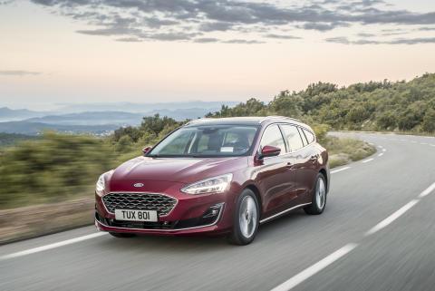 """Ford Focus byl vyhlášen """"Flotilovým autem roku 2019"""""""
