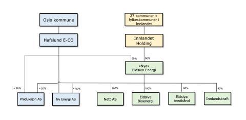 Selskapsstruktur