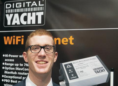 Digital Yacht Opens French Facility
