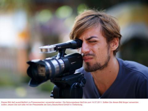 Handycam NEX-VG10 von Sony_Lifestyle_2