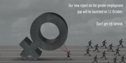 Publication alert - The gender employment gap: Challenges and solutions