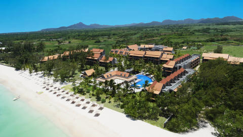 Maritim Crystals Beach Hotel Mauritius listed in the TOP 10 honeymoon hotels worldwide