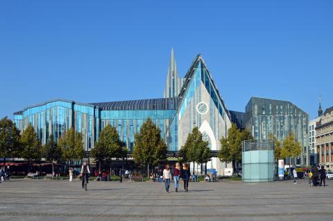 Universität Leipzig - Augustusplatz