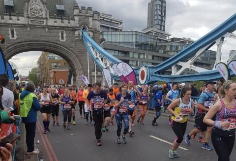 How the London Marathon can inspire a generation