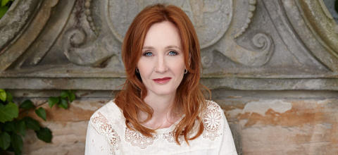 J.K. Rowling har skrevet ny barnebok som lanseres til høsten
