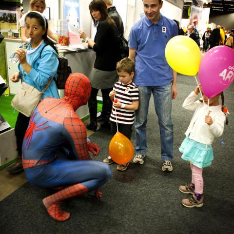 TUR Spiderman 3