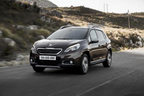 #KickItToBrazil Peugeot 2008 official car