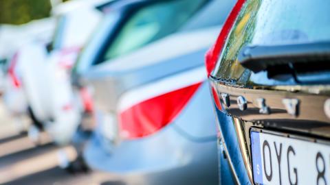 Försäljningen av begagnade bilar backade första kvartet – trots det ökade dieselbilsförsäljningen